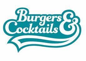 General Manager - Burgers & Cocktails - Castleford, Yorkshire - Up to £32k per year plus Bonus