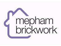Bricklayers Wanted for long run of work