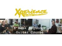 6 Week Beginner Guitar Course
