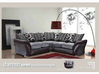 THE LUXURY SHANNON SOFA COLLECTION SETS CALL TODAY FREE DELIVERY