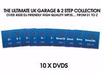 UK Garage & 2Step mp3 Collection