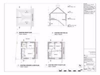 Planning permissions, Very experienced! Offers on Extension & Lofts Building regs & structural calcs