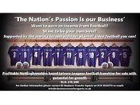 Football Business For Sale - Profitable Established Nottingham Based Franchise Resale