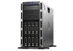 Dell T430 Tower Server - Fully loaded tower server - with Server 2012R2 and Dell 4-hr support