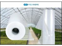 Greenhouse Plastic Cover Clear Polythene