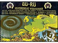 GU-RU + THE APPROVED LIVE @ MUSICLOUNGE, STOCKTON. 14/5/17