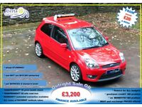 £20 wk STUNNING!! ford FIESTA ST 2.0 petrol manual 2007 (57) NEW mot