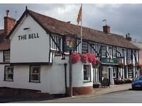 Experienced Sous-chef wanted - traditional 16th century coaching inn