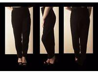 *NEW* Fancy Black Trousers - Brand : COAST