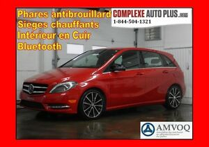 2013 Mercedes-Benz B-Class B250 Sports Tourer *Cuir, Mags 18po