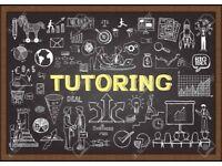 English and Maths Tutoring