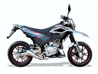 Brand New* 66 plate WK SM 125 Super Moto. Free delivery, Warranty, Part-ex 12-10