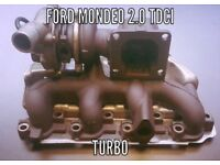 FORD MONDEO 2:0 litre TDCi turbo other engine parts available