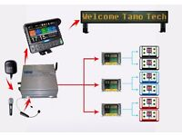 GPS multi-lingual tour entertainment system from TAMOTEC