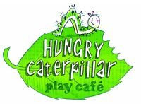 Hungry Caterpillar are Hiring - Barista and Food Prep