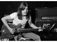 Rhythm Guitarist wanted by Original Modern Blues/Rock Band