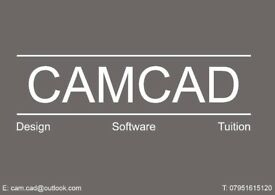 CAMCAD Tuition - Design & Construction software tuition. Autocad - Revit - Sketchup - 3dMax