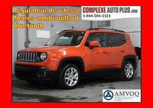 2015 Jeep Renegade North *Mags, Fogs, Bluetooth