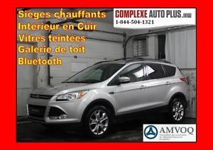 2013 Ford Escape SEL AWD 4x4 2.0L Ecoboost *Cuir