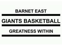 Barnet East Giants Basketball Club