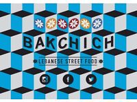 Service chef required for Bakchich new Liverpool pre opening site