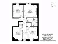 Albert Street 3 Bedroomed Elegant Apartment
