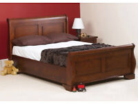 New boxed Louie Kingsize Bed