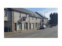 TO LET - 590 sq.ft. commercial unit, Mill Street, Irvinestown