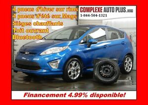 2011 Ford Fiesta SES *Toit ouvrant, Mags, Jupes