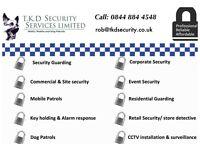 T.K.D Security Services