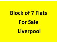 For Sale - Block of 7 Flats - Liverpool L6