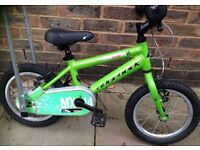 Ridgeback MX14 Terrain Kids Bike (14 inch Wheel 3 4 5 6 years old boys)
