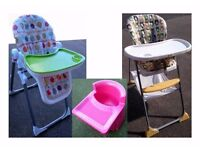 Highchair - Joie, Mothercare & Seat