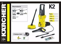 Karcher K2 HOME PRESSURE WASHER (New Boxed) Call me: 07886-722501