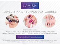 Level 3 Nail Technology Course