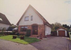 Large 3bed detached house Wellside, Balloch