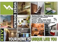 Architectural services,Interior Design, CAD drawings, 3D Visualization, DIY, Craft
