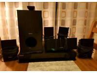 Sony DVD HOME THEATRE SYSTEM DAV-DZ330