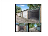 Lock up garage to rent / let in Crouch End