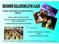 Dance classes available now in Manchester