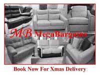 NEW SOFAS FROM ScS, Furniture Village & John Lewis LEATHER, FABRIC & RECLINER SOFAS **CAN DELIVER*