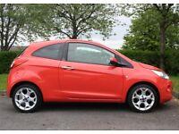 Ford KA 1.2 Titanium 3dr Good / Bad Credit Car Finance