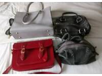 Selection of Handbags