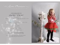 Christmas children mini photo shoot - Brislington Bristol