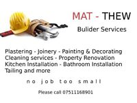 MAT-THEW bulding services