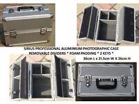 Sirius Aluminium Camera Case