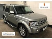 2010 Land Rover Discovery XS 3.0 TDV6 Auto *Low Mileage* Nav, Dab, Heated Leather, 3 Month Warranty