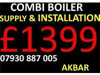 BOILER INSTALLATION,heating,PLUMBIING,back boiler removed,MEGAFLO,GAS PIPE,UNDER FLOOR HEATING,GAS