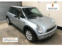 Mini One 1.6 Immaculate, Full Stamped History Pan Roof, Leather, *Low Mileage* 3 Month Warranty