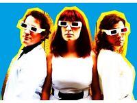DRUMMER WANTED - Disco Punk Band making waves